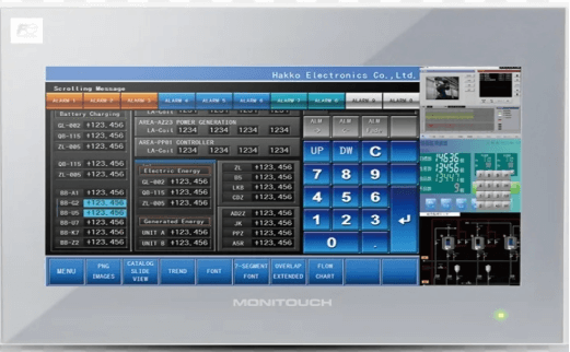 HMI Display