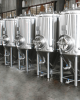 stainless steel fermentation tanks