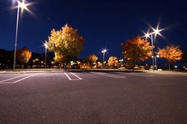 5. Parking Lot Lights (1)